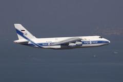 RA-82046, Antonov An-124, Volga Dnepr Airlines, Hong Kong