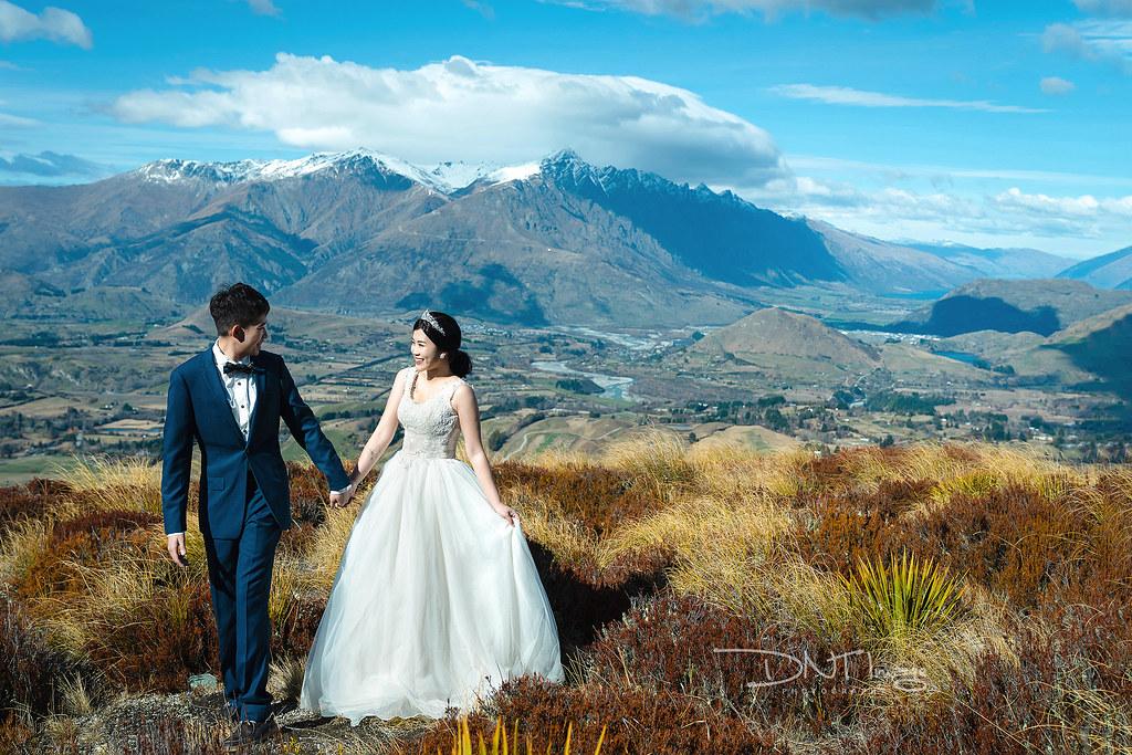 婚攝DD-紐西蘭婚紗-紐西蘭婚禮-皇后鎮-Queenstown