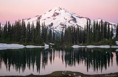 Image Lake sunrise