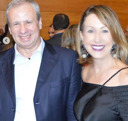 Sergio Leite e Raquel de Carvalho