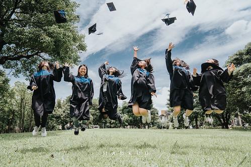 復興高中-國中部畢業照