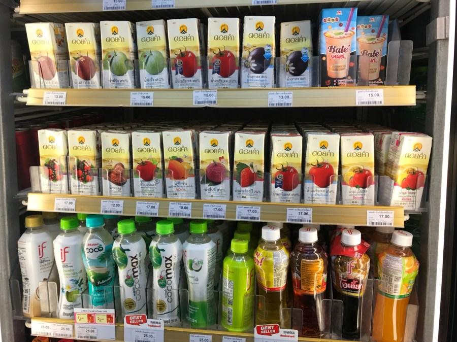 [泰國購物]泰國7-11好好吃。好好買|便利商店必買商品有那些?食玩便宜又好玩 @VIVIYU小世界