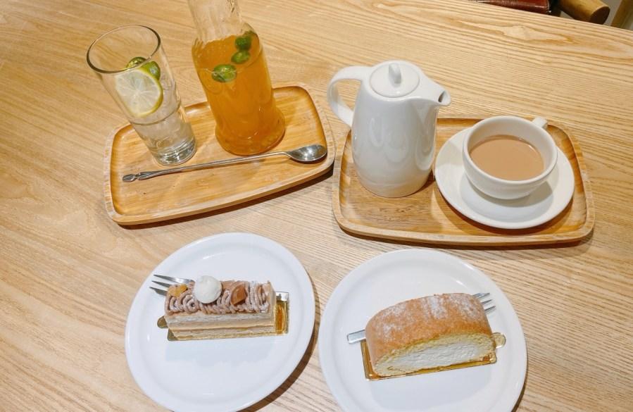 [台北美食]Piccolo Angolo角落咖啡館 捷運松江南京站附近~甜點飲品有一定水準 @VIVIYU小世界