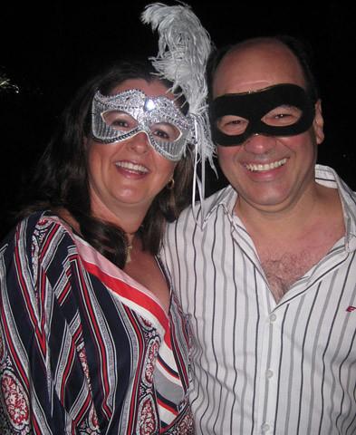 Ana Maria e Paulo Roberto Torquetti