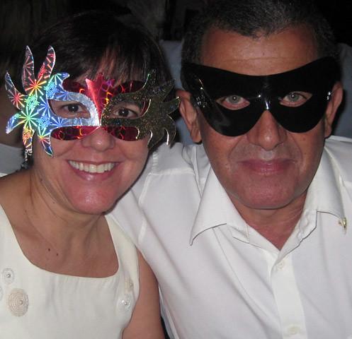 Marlene e Antônio de Pádua