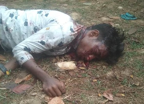 Gazipur-(2)- 26 February 2021-College Student Murder At Kashimpur-2