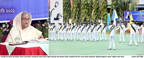 25-02-21-BD PM_BD Marine Academy 55th Batch Mujib Year Graduation Parade-1