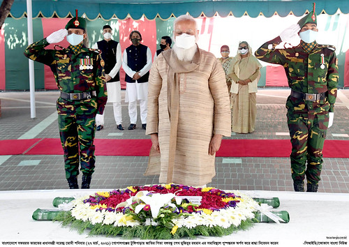 27-03-21-BD PM_India PM At Tongipara-6