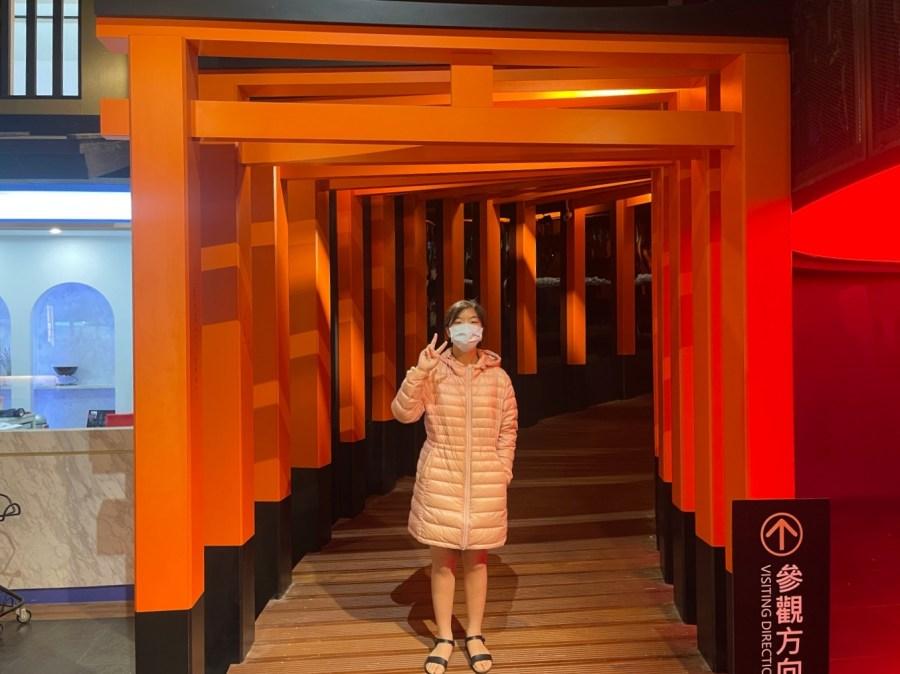[桃園旅遊]手信霧隱城|龍潭最新觀光工廠~日本城設計風格.全家親子雨天備案行程好去處 @VIVIYU小世界