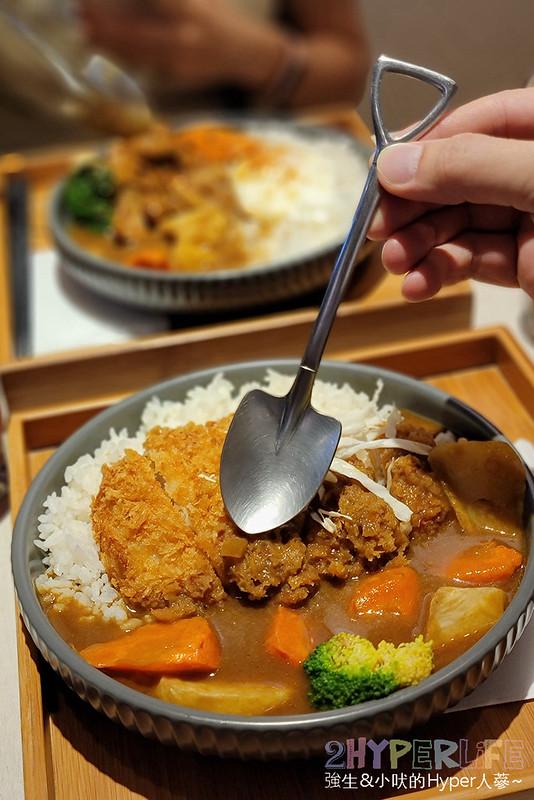 51097311810 9f71d916d8 c - 一中平價美食,不到200元就吃的到挖咖哩的日式厚切豬排咖哩!