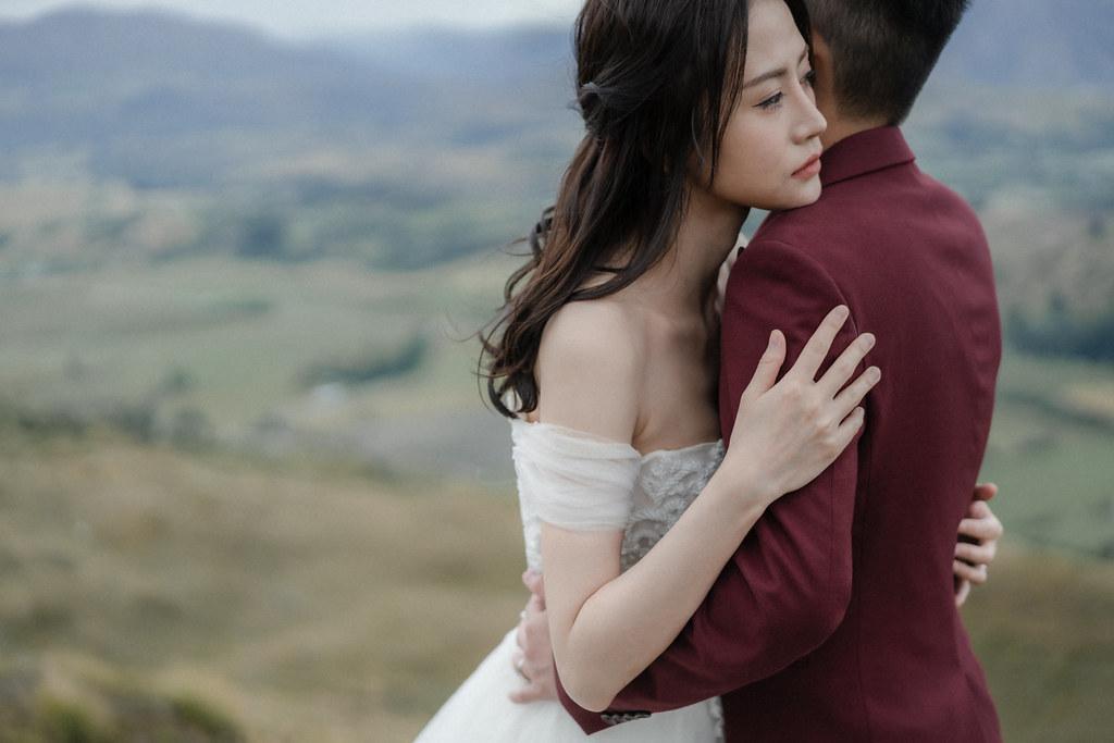 紐西蘭婚紗;皇后鎮;海外婚紗;海外婚禮