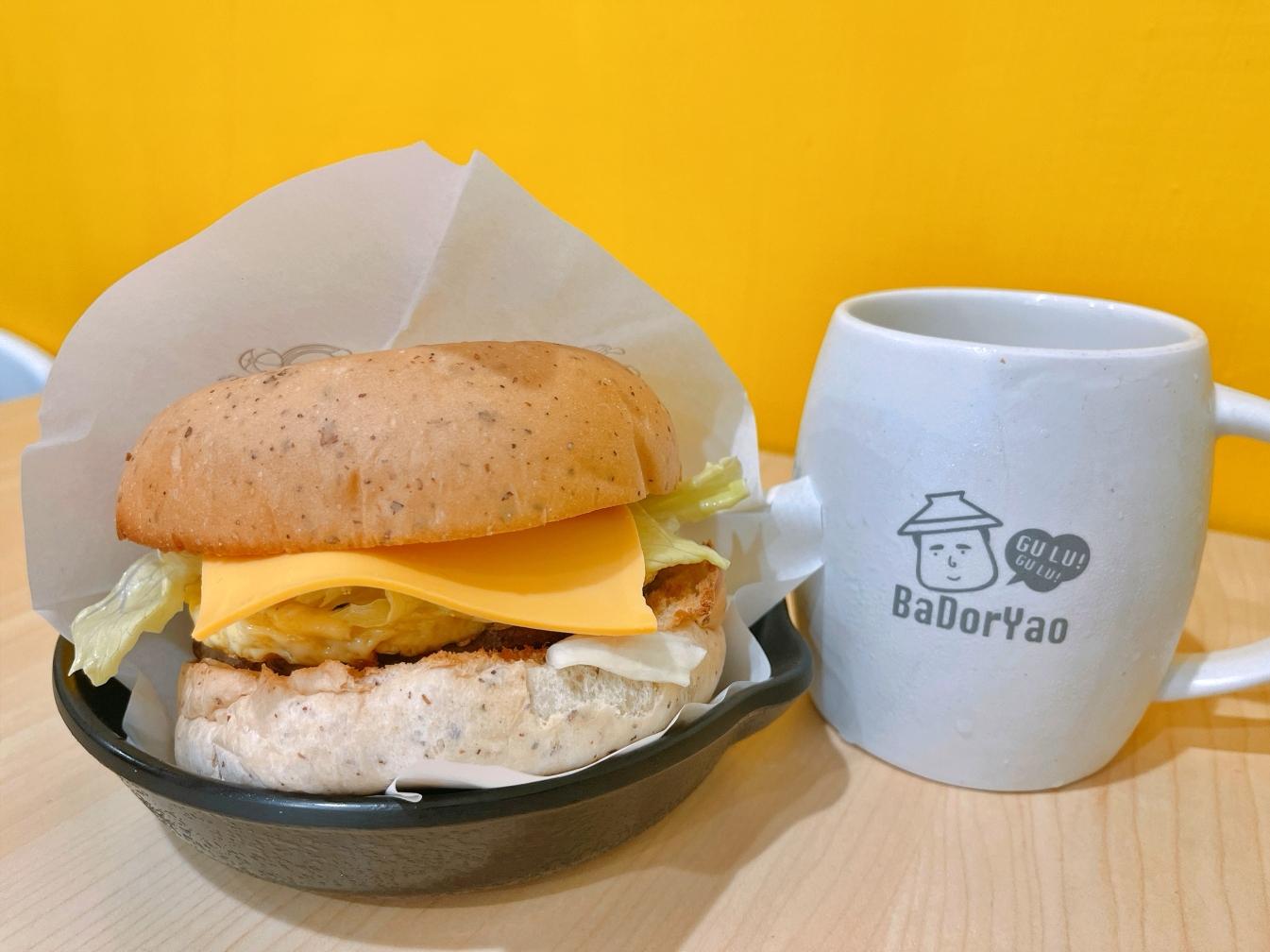 [龜山美食]BaDorYao芭荳么早午餐.龜山店 龜山後街附近營盛黃昏市場對面新開早午餐店 @VIVIYU小世界