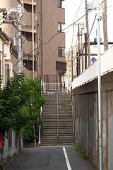 クニヤンクールの階段?
