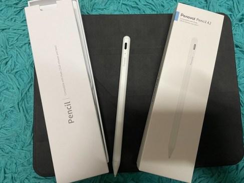 Penoval iPad 磁力吸附二代觸控筆開箱