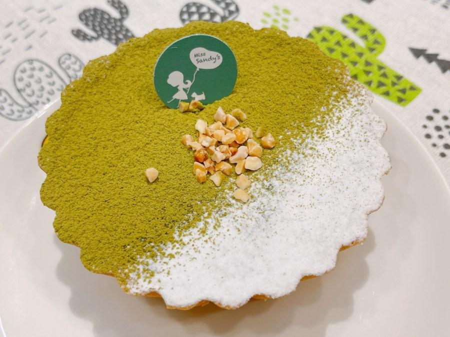 [桃園美食]Miss Sandy's 蜜絲蒂手工烘焙小舖|巷弄之中的甜點店~預約限定優惠 @VIVIYU小世界
