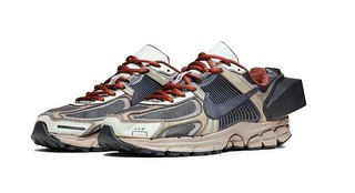 Modelo A-Cold-Wall x Nike Zoom Vomero 5 Solarised