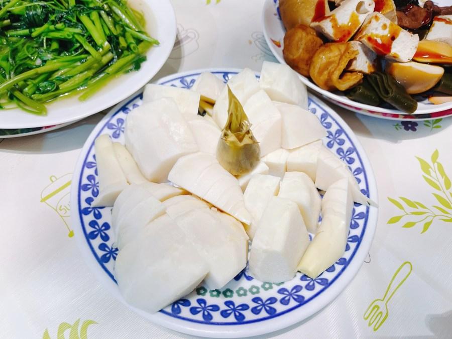 [烹飪]涼拌綠竹筍|如何挑選好吃不苦的綠竹筍~利用電鍋煮免顧火就能輕鬆完成的常備菜 @VIVIYU小世界