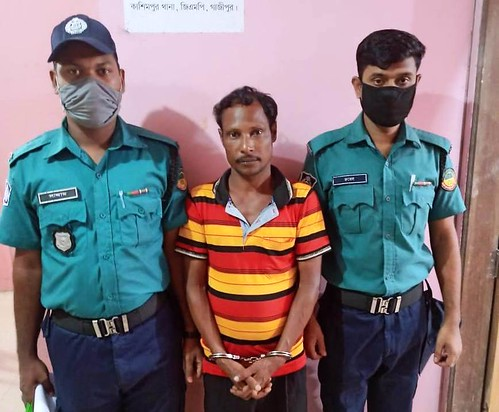 Gazipur-(4)- 17 June 2021-Student Kidnapped  Recovered & Youth Arrested