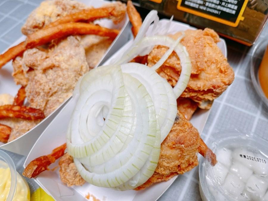 [桃園美食]NENE chicken 韓综天王劉在錫推薦的NeNe Chicken~韓式炸雞&拳頭飯 @VIVIYU小世界