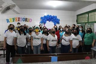 EQUIPE DO CENTRO INFANTIL ESPERANÇA