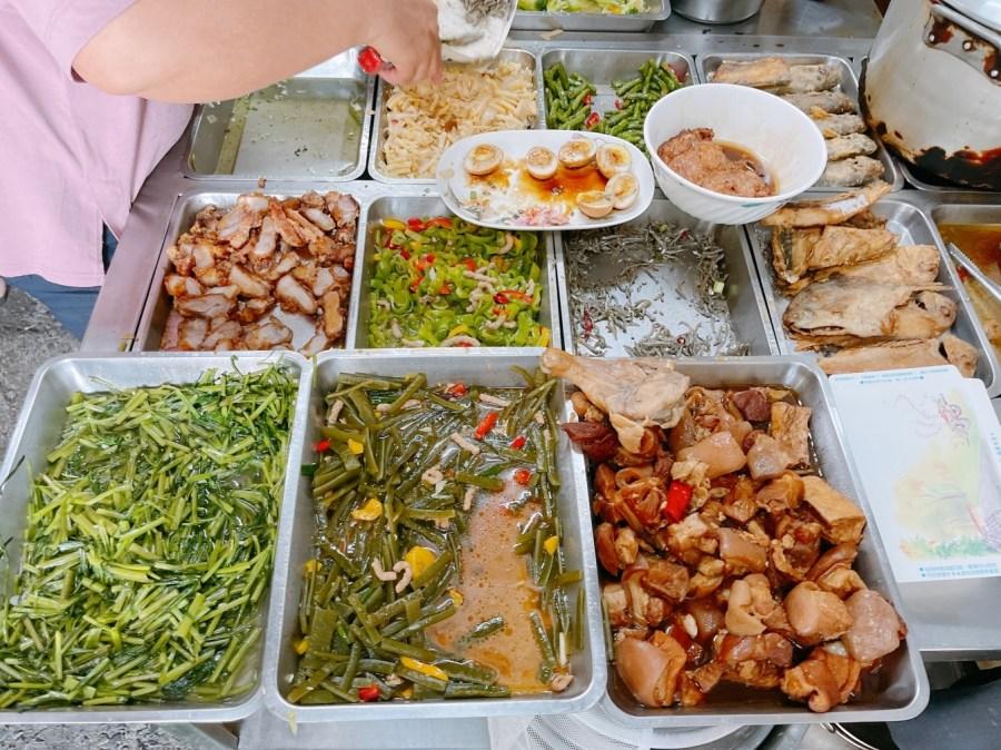 [桃園美食]大興便當 龜山工業區旁隱藏便當店~炸排骨、雞腿、紅燒肉便當通通統一價格 @VIVIYU小世界