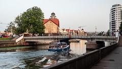 In Kaliningrad