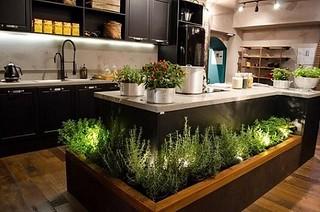 Um luxo, essa cozinha