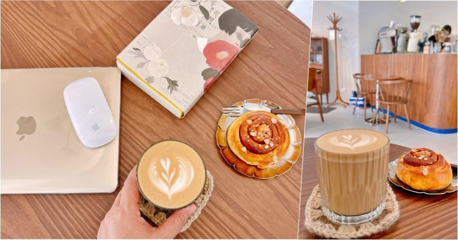[中壢美食]冷杉咖啡Silver Tree Coffee 冷色系北歐木質風格咖啡館~鄰近中壢威尼斯商圈.轉角遇見咖啡香 @VIVIYU小世界