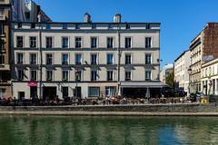 Paris / Canal de l'Ourcq