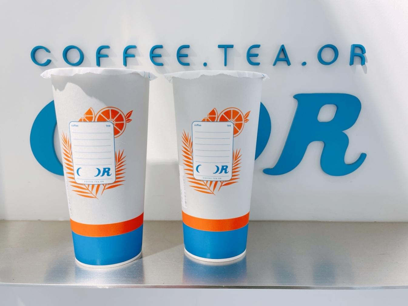 [中壢美食]Coffee.Tea.Or.中壢中原店|藝人Lulu投資手搖飲~鮮肉蜜柚清香順口 @VIVIYU小世界