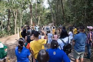 Visita guiada Estação Pedra Mole - Foto 4 Gustavo Lyra