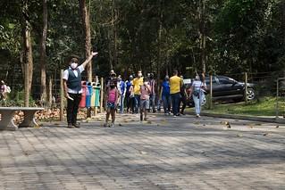 Visita guiada Estação Pedra Mole - Foto 3 - Gustavo Lyra