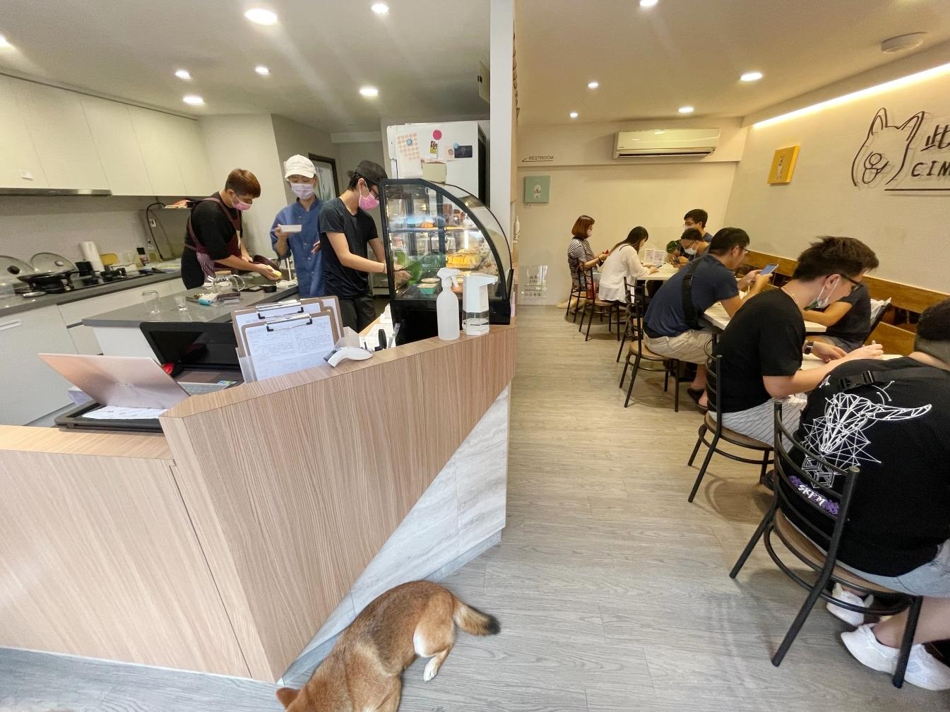 [內壢美食]此木 CIMU創意手作甜•輕食專賣店|寵物友善餐廳~鄰近元智大學 @VIVIYU小世界