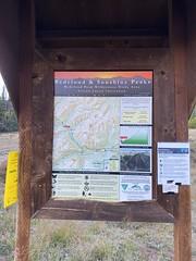 At the Silver Creek/Grizzly Gulch Trailhead
