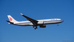 Air China B-5957 (Airbus A330-300)