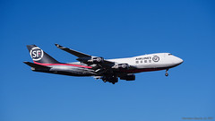 SF Airlines B-2422 (Boeing 747)