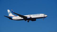SunExpress TC-SOV (Boeing 737-800)