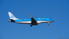 AirFrance KLM PH-EXZ (Embraer 175)