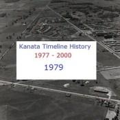 Kanata Timeline History  1979
