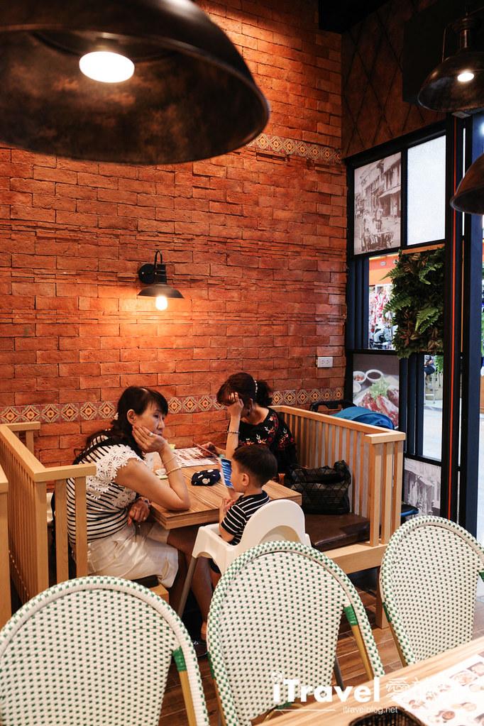 曼谷美食推薦 老街肉骨茶Old Street Bak Kut Teh (11)