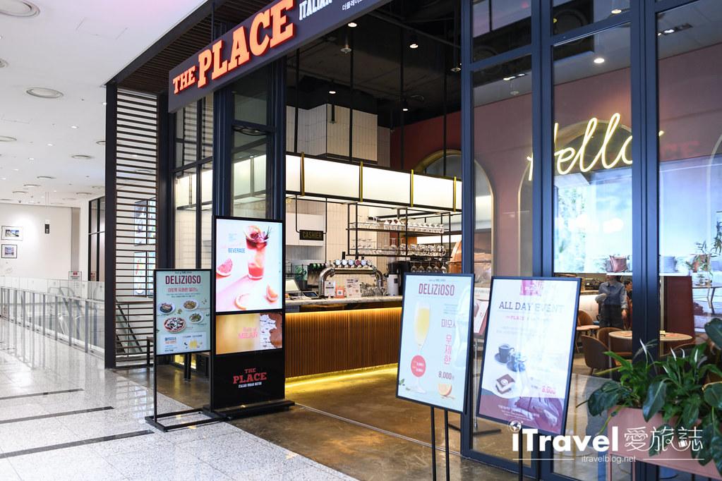 首爾義式餐廳 The Place (2)