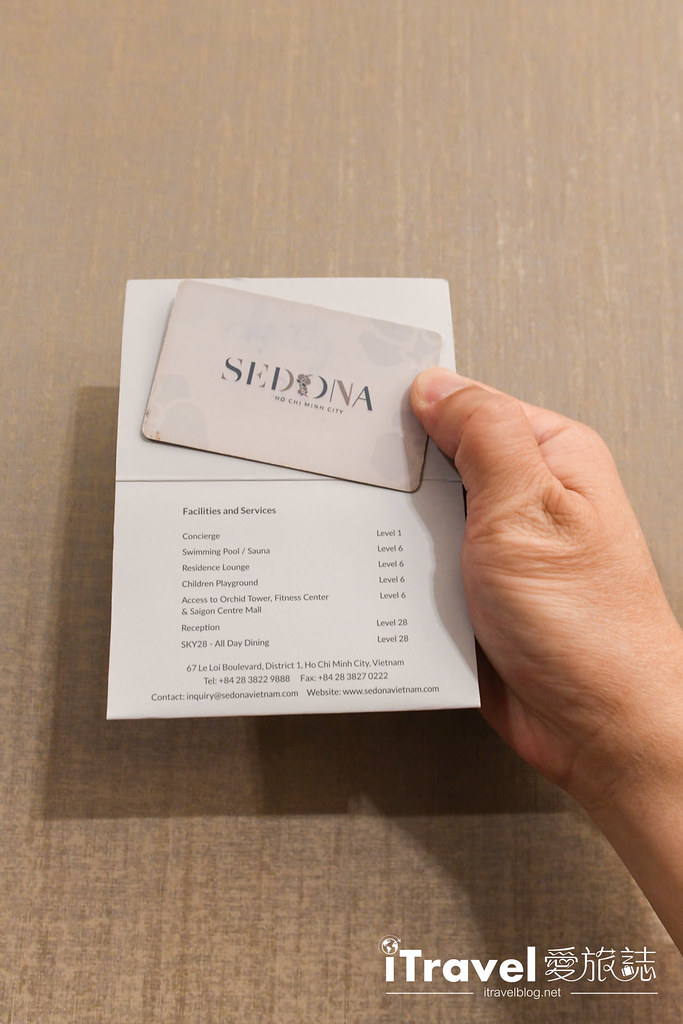 蘭花大廈塞多納套房公寓 Sedona Suites Orchid Tower (70)