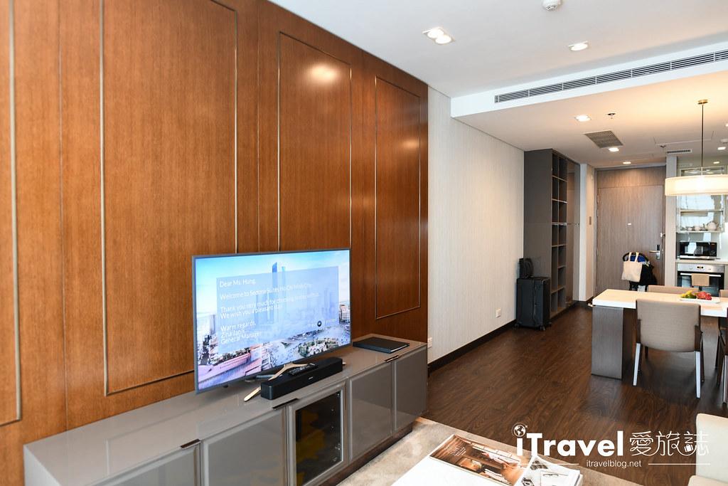 蘭花大廈塞多納套房公寓 Sedona Suites Orchid Tower (18)