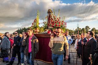 Procesión Santa Bárbara 2014.