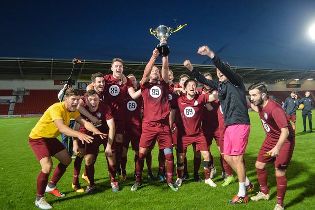 NCEL League Cup Final: Liversedge 1 Worksop Town 3