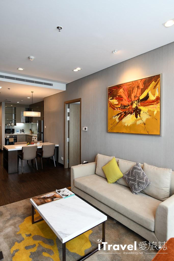 蘭花大廈塞多納套房公寓 Sedona Suites Orchid Tower (17)