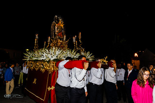 Rosario Virgen del Rosario. 2016.