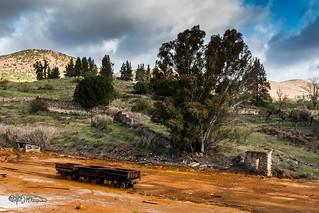 Trenes por Zarandas. 05-02-17.