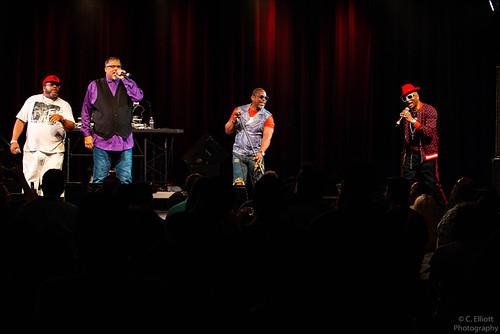 The Sugarhill Gang & The Furious Five @ Rialto Theatre