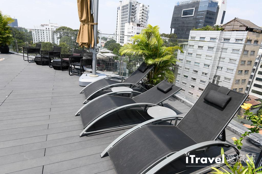 巴赫西貢套房飯店 Bach Suites Saigon (69)